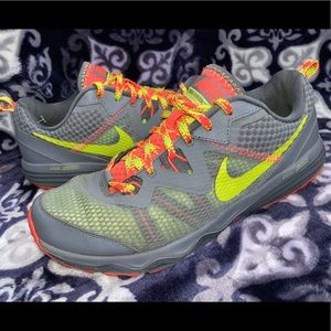 Nike Dual Fusion Trail Running Shoes - Size 9.5